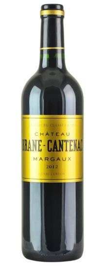 2012 Brane-Cantenac Bordeaux Blend