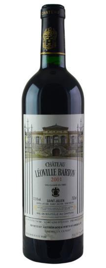 2001 Leoville-Barton Bordeaux Blend