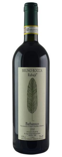 2010 Bruno di Rocca Barbaresco Rabaja