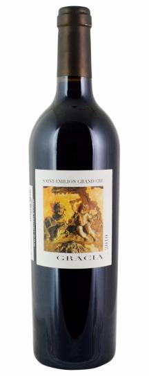 2010 Gracia Bordeaux Blend
