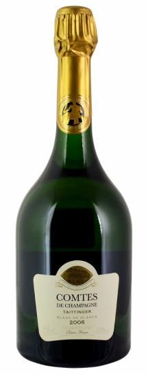 2006 Taittinger Comtes de Champagne, Blanc de Blancs