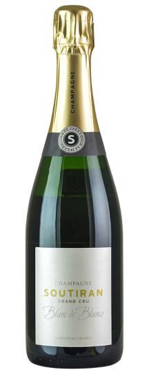 NV Champagne Soutiran Blancs de Blancs Grand Cru Brut