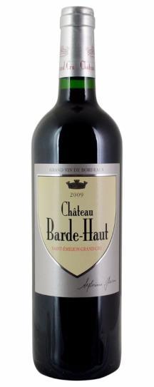 2009 Barde-Haut Bordeaux Blend
