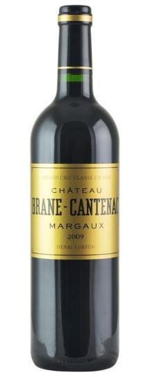 2009 Brane-Cantenac Bordeaux Blend
