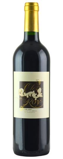 2015 Clos du Roy Bordeaux Blend