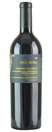 2005 Paul Hobbs Cabernet Sauvignon Beckstoffer To Kalon Vineyard