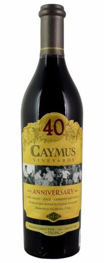 2012 Caymus Cabernet Sauvignon