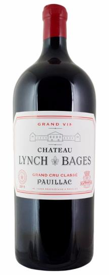 2011 Lynch Bages Bordeaux Blend