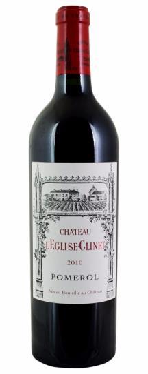 2010 L'Eglise Clinet Bordeaux Blend