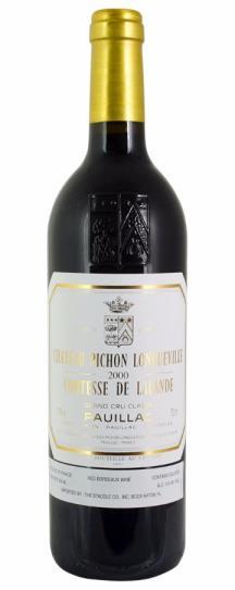 2003 Pichon-Longueville Comtesse de Lalande Bordeaux Blend