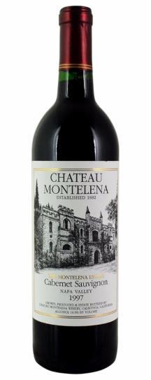 1997 Chateau Montelena Cabernet Sauvignon Estate
