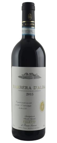 2015 Giacosa, Bruno Barbera d'Alba Falletto