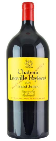 2016 Leoville-Poyferre Leoville-Poyferre