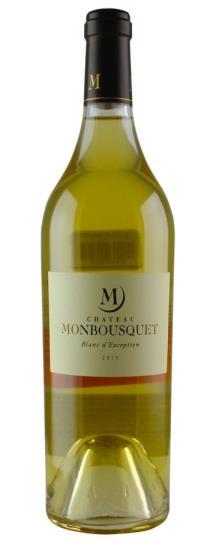 2015 Monbousquet Blanc