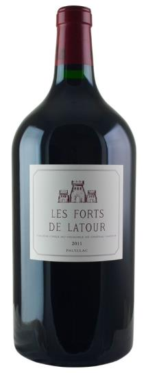 2011 Forts de Latour, Les 2017 Ex-Chateau Release