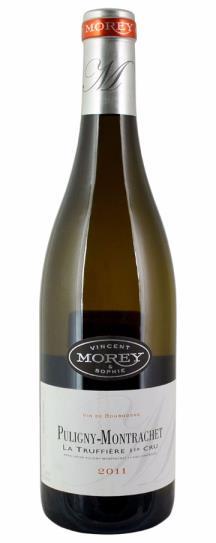 2008 Domaine Vincent & Sophie Morey Puligny-Montrachet Truffiere