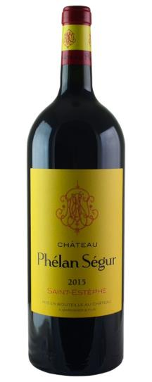 2015 Phelan-Segur Bordeaux Blend