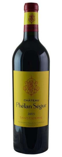 2016 Phelan-Segur Bordeaux Blend