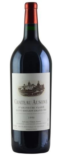 1996 Ausone Bordeaux Blend