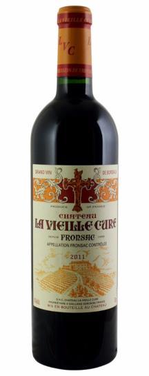 2011 La Vieille Cure Bordeaux Blend