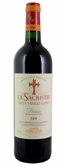 2009 La Sacristie de la Vieille Cure