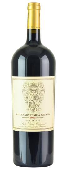 2012 Kapcsandy Family Winery Cabernet Sauvignon Estate Cuvee