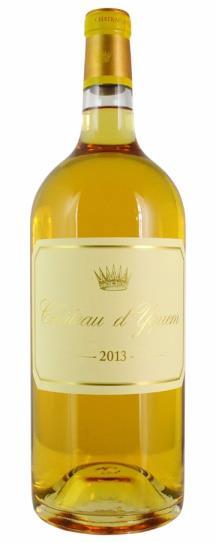 2013 Chateau d'Yquem Sauternes Blend
