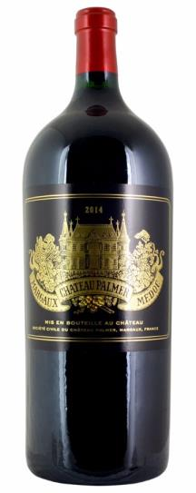 2014 Chateau Palmer Bordeaux Blend