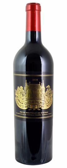 2013 Chateau Palmer Bordeaux Blend
