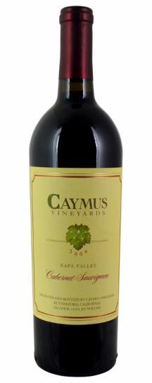 2006 Caymus Cabernet Sauvignon