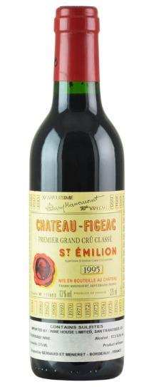 1995 Figeac Bordeaux Blend