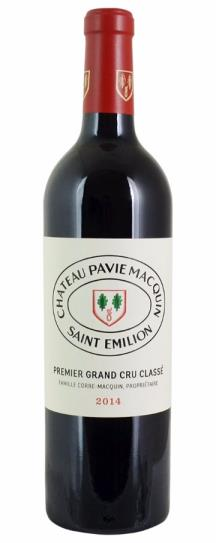 2014 Pavie-Macquin Bordeaux Blend
