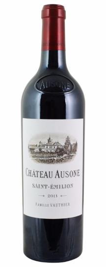 2013 Ausone Bordeaux Blend