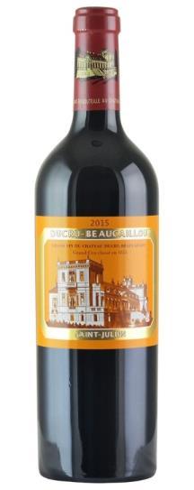 2018 Ducru Beaucaillou Bordeaux Blend