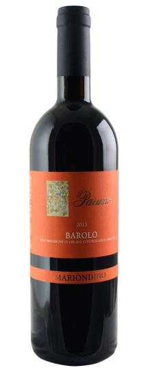 2013 Armando Parusso Barolo Mariondino