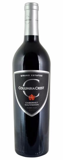 2014 Columbia Crest Cabernet Sauvignon Grand Estates