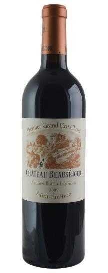 2009 Beausejour (Duffau Lagarrosse) Bordeaux Blend