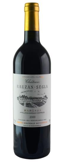 2000 Rauzan-Segla (Rausan-Segla) Bordeaux Blend