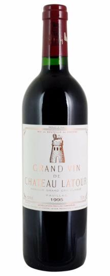 1993 Latour, Chateau Bordeaux Blend