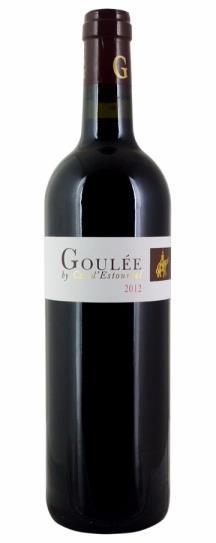 2012 Goulee Bordeaux Blend