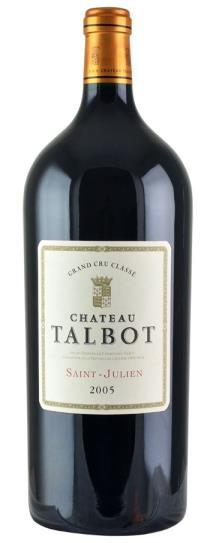 2005 Talbot Bordeaux Blend