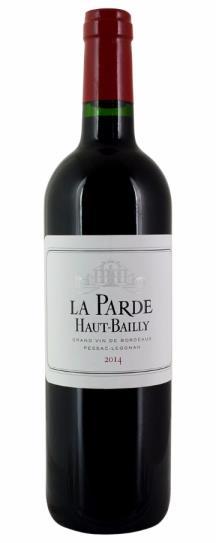2014 Le Parde de Haut Bailly Bordeaux Blend