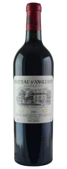 2001 D'Angludet Bordeaux Blend