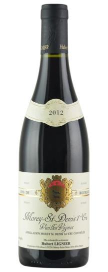 2012 Domaine Hubert Lignier Morey St Denis Vieilles Vignes