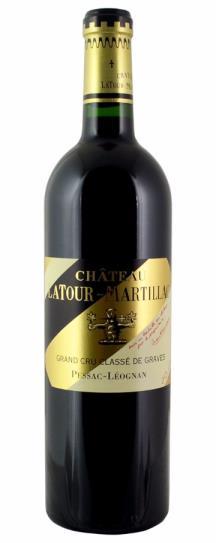 2011 Latour Martillac Bordeaux Blend