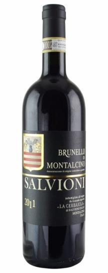 2011 Cerbaiola (Salvioni) Brunello di Montalcino