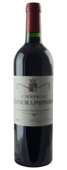 2011 Latour a Pomerol Bordeaux Blend