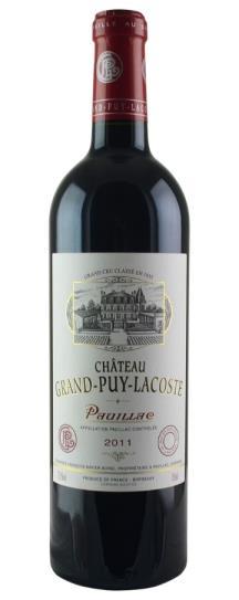 2011 Grand-Puy-Lacoste Bordeaux Blend