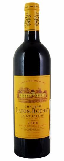 2000 Lafon Rochet Bordeaux Blend