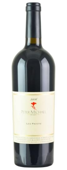 2006 Peter Michael Winery Les Pavots Proprietary Red Wine